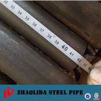welded tubes ! epoxy lined carbon steel tube erw welded steel pipe/tube