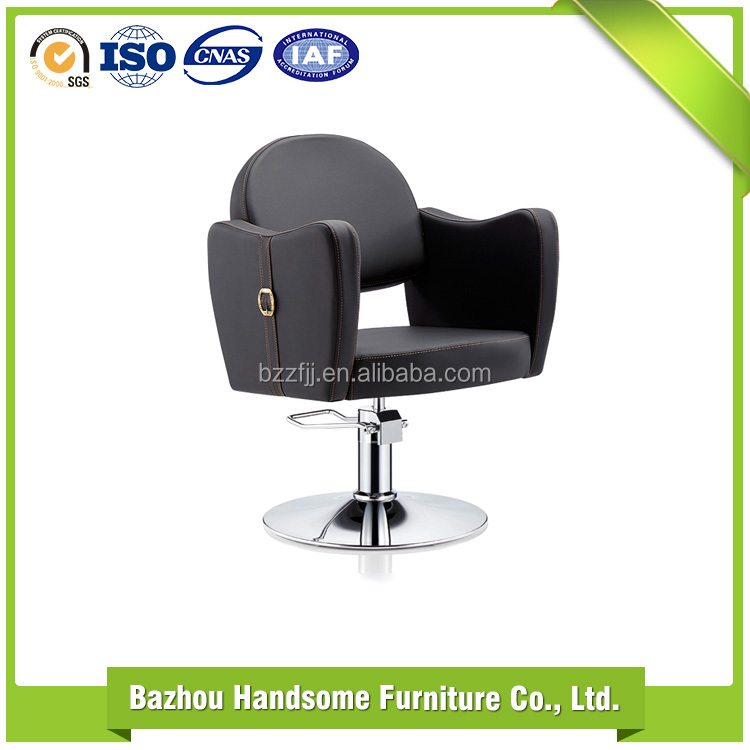 Wholesale cheap high quality durable women portable master barber chair