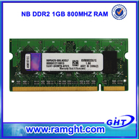 New computer hardware technologies 1gb ddr2 memory module 800mhz laptop