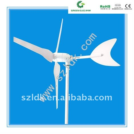 Small Wind Power Generator,2 Years Free Maintenance,CE Certification