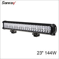 "China factory supply 4x4 accessories 23"" led bar offroad"