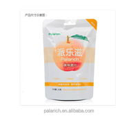 name all fruit / 2015 Best christmas gift for parents /dried yellow peach chips
