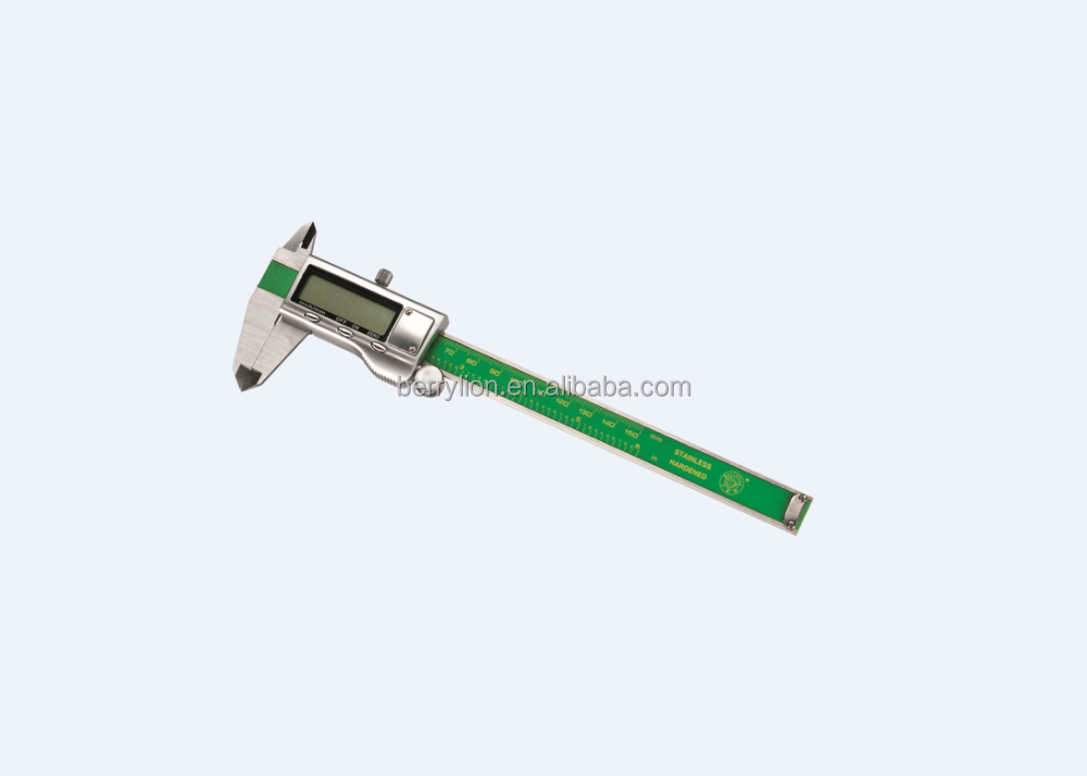 Berrylion Digital Display Quality Venier Caliper High Precision Quick Display of the Measured Value