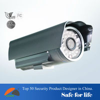 Wi-Fi Network Surveillance Wireless Outdoor PTZ IP Camera with IR LED Night-Vision