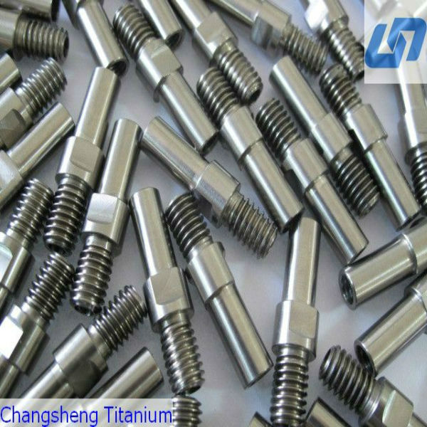 screws fastener in titanium
