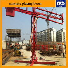 Construction machinery manual operation concrete delivery