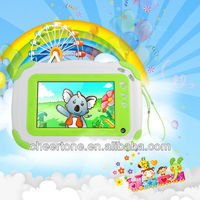 kids pad with camera and android system 4.1