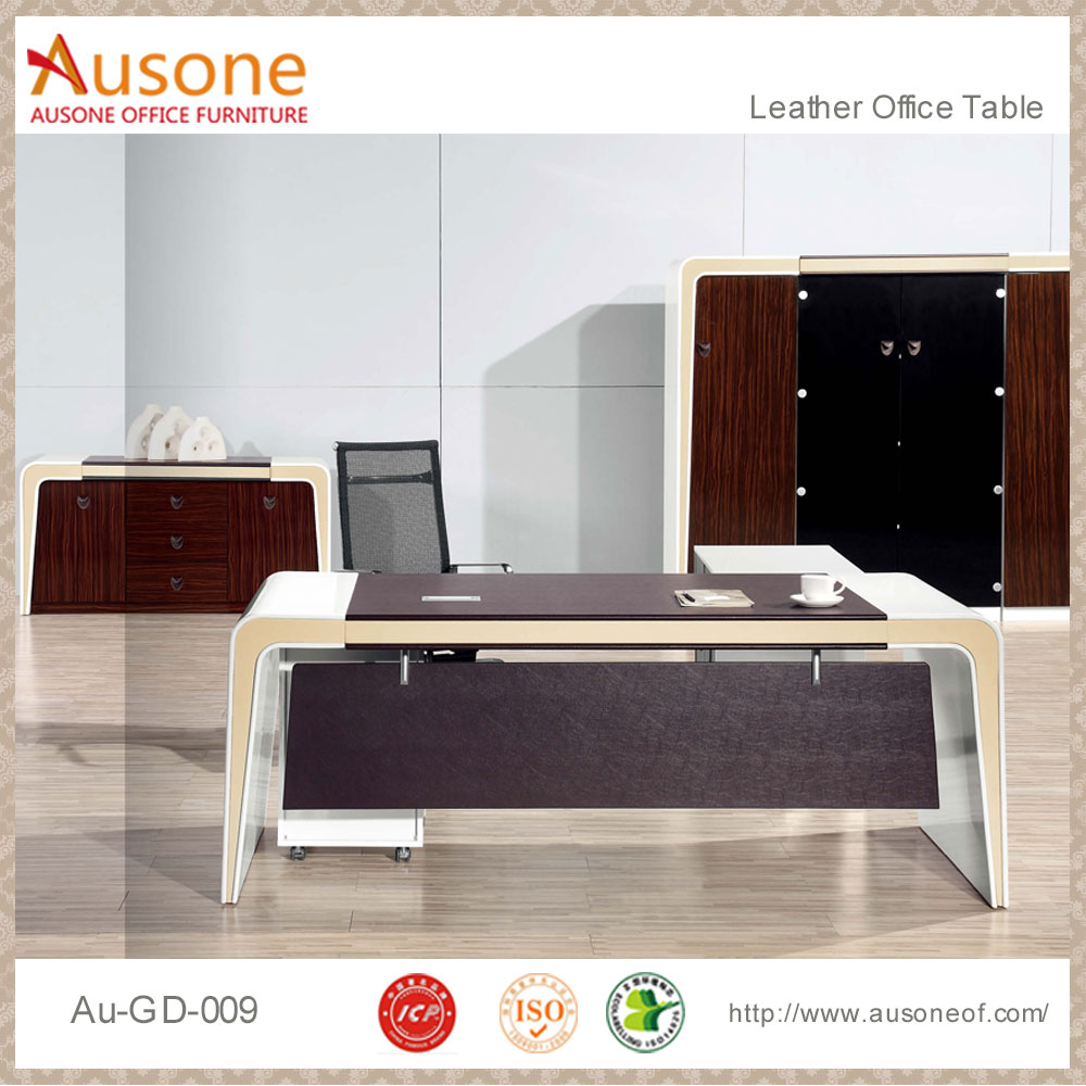 Trade Assurance High End Quality Wooden Office Table