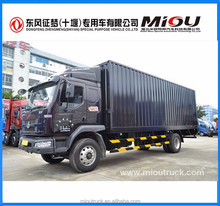 High Quality truck body box Dongfeng 20 ton box van truck for sale