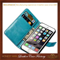 2015 new arrival mobile phone case for iphone 5G, leather case for wholesale