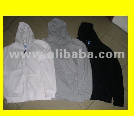 Plain or printed hoodies w/ or w/o zipper for kids and adults
