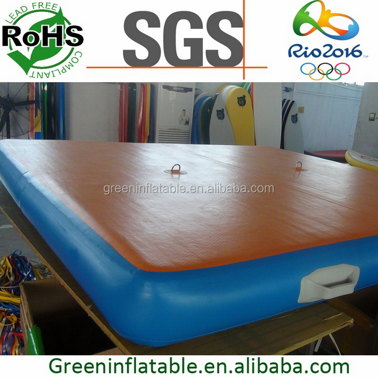 New new arrival gymnastic material roll up mat