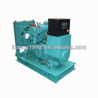 50Hz Silent Single Phase Home Diesel Engine Genset 30kW