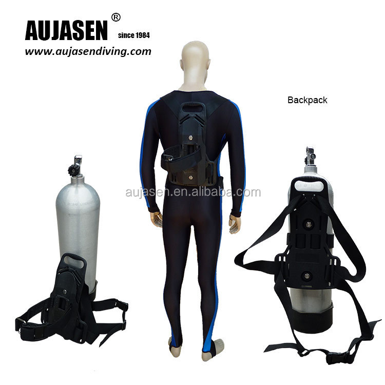 Aujasen Scuba diving Backpack Diving backpack for Oxygen Cylinder Diving Equipment Accessories