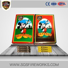 Hot Sale K0201 Match Cracker Fireworks Manufacturer Chinese Crackers
