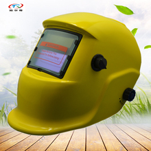 cheap price factory custom welding masks with button design welding helmets