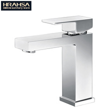 home use brass body zinc single handle water basin faucet (mixer, tap)