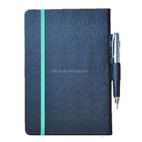 Wholesale School Supplies Notebook With Pen