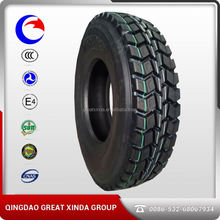 Triangle Tire 385/65r22.5 12r22.5 Cattle Transport Full Truck Trailer From China