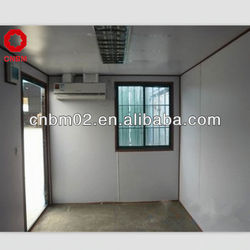 low cost container house for sale