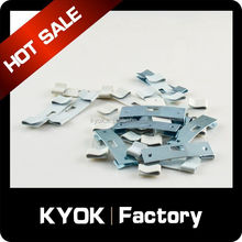 KYOK US market curtain bilind accessories metal Vertical Blind Vane saver for broken carrier hole