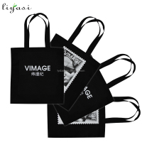 Fashionable Blank Canvas Shopping Bag,Customized Canvas Tote Bag,Promotion Bag