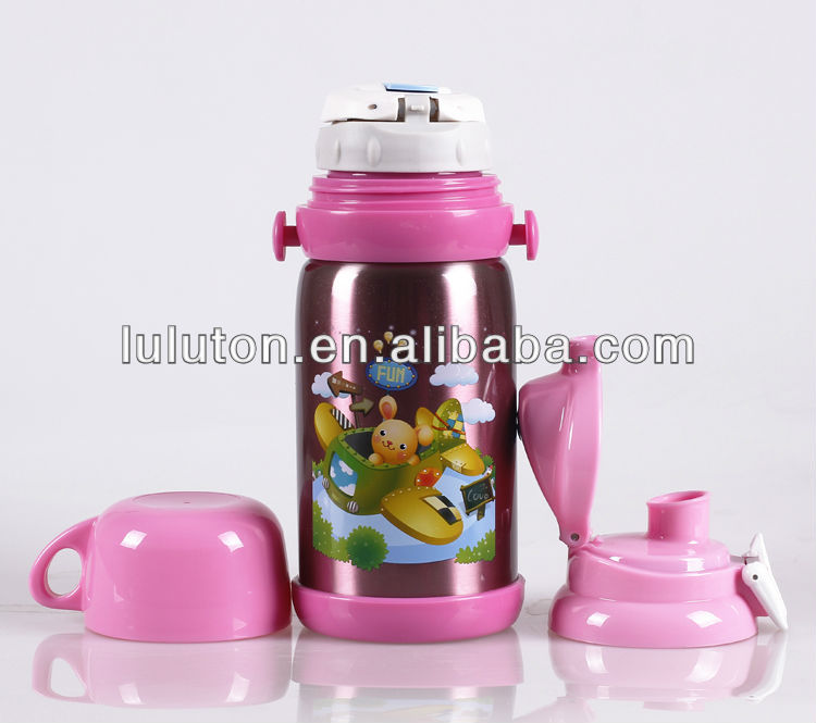 thermo bottle baby,baby care product,stainless steel baby bottle