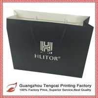 Printing cheap bulk high quality OEM factory glossy paper bags