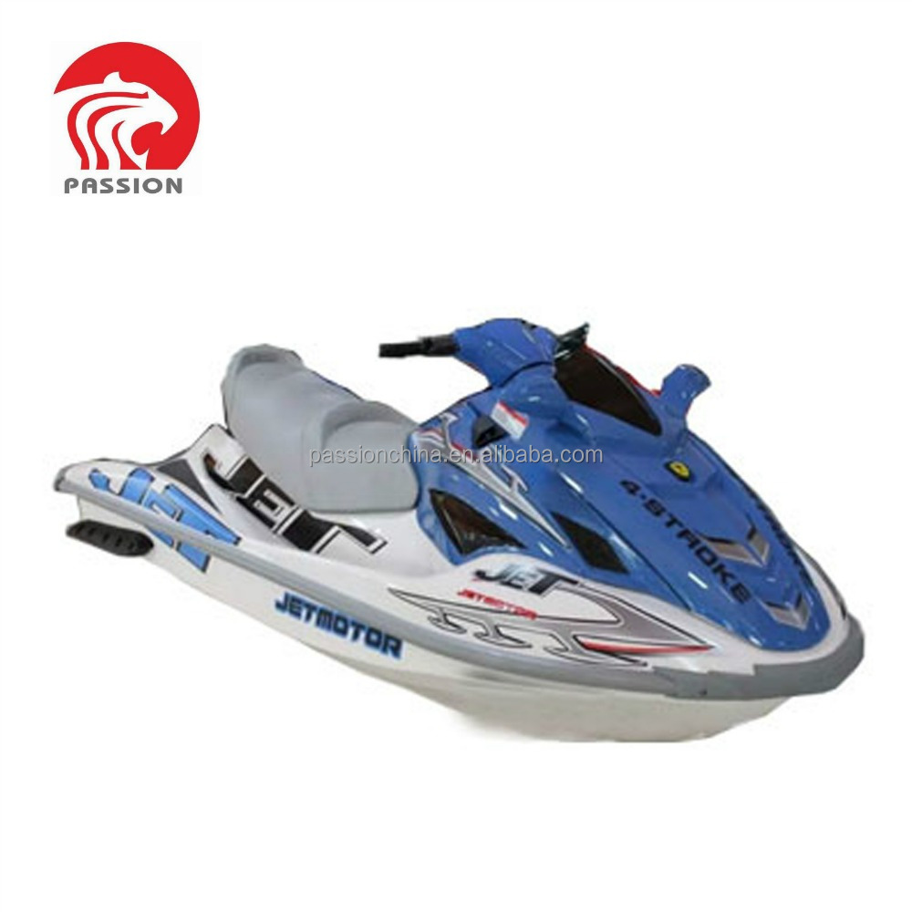 Gold manufacturing unique racing water sport jet ski