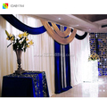 portable backdrop wedding decoration stage curtain