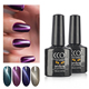 Nail Supplies Colorful Soak off Nail UV Gel Paint Cat Eye Gel Polish