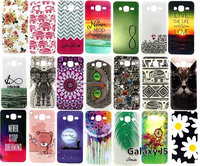 Printable phone cases For SAMSUNG Galaxy J5 J5000 Rubber phone back cover