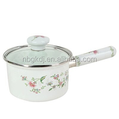 palm restaurant enamel cookware /hot pot