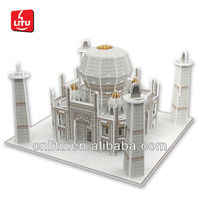 TAJ MAHAL INDIA 3D PUZZLE REPLICA