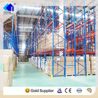 china cheap adjustable warehouse for storage pallet rack