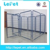 large outdoor metal large outdoor welded wire dog pen encloure