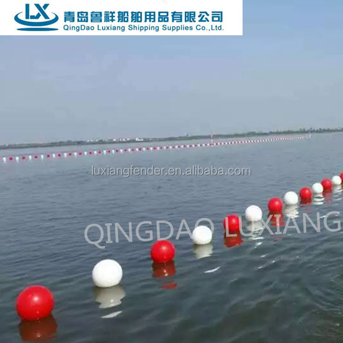 luxiang brand hot sale A50 pvc inflatable surface marker buoy