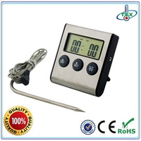 Bottom price manufacture steak thermometer for food