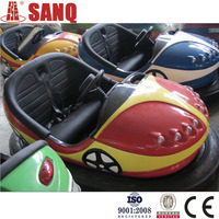 Theme park kids bumper car with competitive price/selling well amusement bumper car used children park
