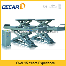 hydraulic Wheel Alignment movable car lift