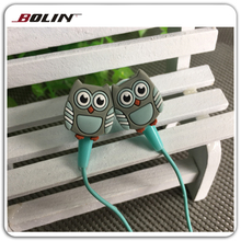 High Quality 2017 Cute Noise Cancelling Headphones And Earphone