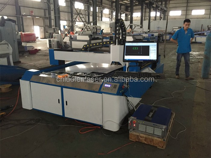 Philicam carbon metal fiber laser cutting machine 500w