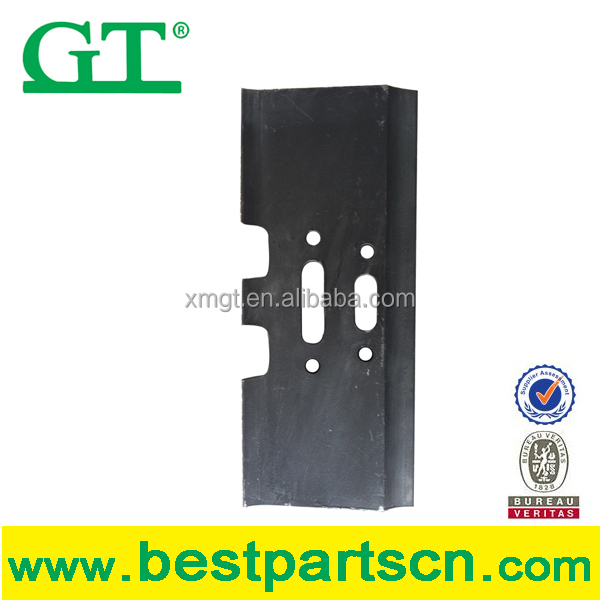excavator steel and rubber track /track shoe /track pad for R160LC track shoe CR3229