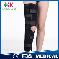 medical neoprene knee brace support as soon on TV