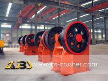 Fine Jaw Crusher for Recycling of Construction Solid Waste