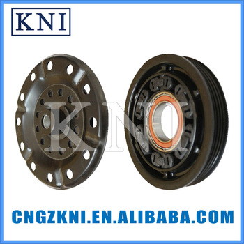 A/C Compressor Clutch /Puelly for 5SE11C 125mm 4pk/Grooves 88310-52481/447260-1176 Clutch Assembly