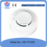 MCU 2 wire Photoelectric 9V-28V conventional smoke detectors HS-YT102C