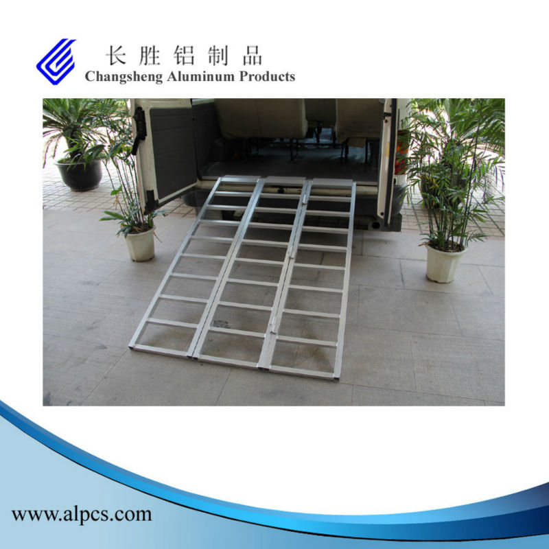 Aluminum Car Loading Ramp