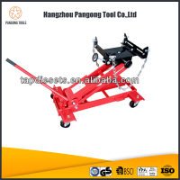 Eco-Friendly 0.5t garage motorcycle and car scissor jack