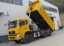 China Dumper 6x4 Sand Tipper Truck Dump Truck For Sale